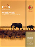 Titan Travel Worldwide Brochure
