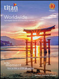 TITAN TRAVEL: WORLDWIDE BROCHURE
