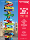TRAFALGAR TRAVEL THE WORLD 2018 BROCHURE