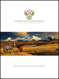 Golden Eagle Luxury Trains - Trans-Mongolian Express