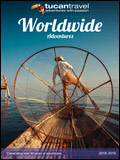 TUCAN TRAVEL WORLDWIDE BROCHURE