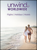 UNWIND WORLDWIDE HOLIDAYS  NEWSLETTER