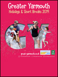 VISIT GREATER YARMOUTH BROCHURE