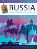 JV - Russia: Empire, Revolution and the USSR Brochure