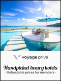 VOYAGE PRIVE - HOLIDAY DEALS  NEWSLETTER