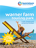 WARNER FARM HOLIDAY PARK  NEWSLETTER