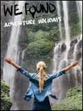WE FOUND TRAVEL - ADVENTURE HOLIDAYS  NEWSLETTER