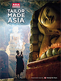 ASIA INSPIRATIONS - TAILOR MADE TRAVEL BY WENDY WU TOURS BROCHURE