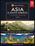 WENDY WU TOURS - ASIA & SOUTH AMERICA BROCHURE