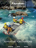 Activity Holidays by Whereabouts