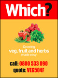 Which? Grow your own Veg Fruit and Herbs Catalogue
