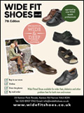 Wide Fit Shoes Catalogue