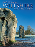 2017 Time for Wiltshire Visitor Guide  Brochure