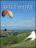 2018 Wiltshire Visitor Map & Attractions Guide  Brochure