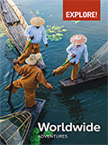 EXPLORE WORLDWIDE ADVENTURES BROCHURE