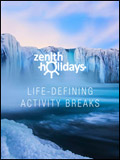 ZENITH SKI HOLIDAYS  NEWSLETTER
